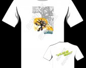 Skylanders Swap Force Smolderdash Personalized T-Shirt Version 2