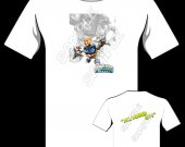 Skylanders Swap Force Wind Up Personalized T-Shirt Version 2