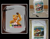 Muppets Most Wanted Mini Drawstring Sport Pack - Great Party Favors - #4-1