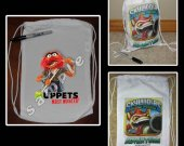 Muppets Most Wanted Mini Drawstring Sport Pack - Great Party Favors - #11