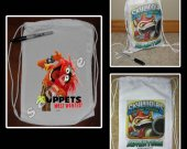 Muppets Most Wanted Mini Drawstring Sport Pack - Great Party Favors - #12