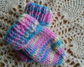 No Thumb Newborn Mittens