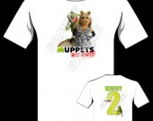 Muppets Most Wanted Personalized T-Shirt - Style 1