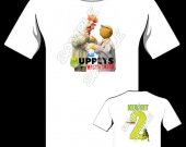 Muppets Most Wanted Personalized T-Shirt - Style 2