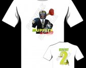 Muppets Most Wanted Personalized T-Shirt - Style 3-1