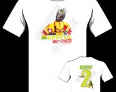 Muppets Most Wanted Personalized T-Shirt - Style 3-2