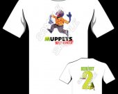 Muppets Most Wanted Personalized T-Shirt - Style 3-3