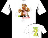 Muppets Most Wanted Personalized T-Shirt - Style 4