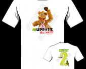 Muppets Most Wanted Personalized T-Shirt - Style 4-1
