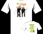 Muppets Most Wanted Personalized T-Shirt - Style 5-1