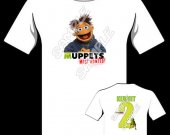 Muppets Most Wanted Personalized T-Shirt - Style 6