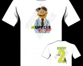 Muppets Most Wanted Personalized T-Shirt - Style 7
