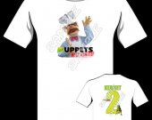 Muppets Most Wanted Personalized T-Shirt - Style 8