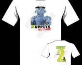 Muppets Most Wanted Personalized T-Shirt - Style 9