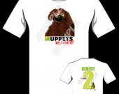 Muppets Most Wanted Personalized T-Shirt - Style 10