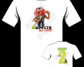 Muppets Most Wanted Personalized T-Shirt - Style 11