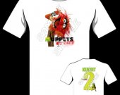 Muppets Most Wanted Personalized T-Shirt - Style 12