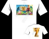 CANDY CRUSH Personalized T-Shirt - Style 4