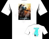 TITANFALL Personalized T-Shirt - Style 1