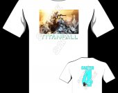TITANFALL Personalized T-Shirt - Style 3