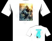 TITANFALL Personalized T-Shirt - Style 4