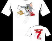 TOM AND JERRY Personalized T-Shirt - Style 1