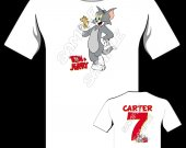 TOM AND JERRY Personalized T-Shirt - Style 3