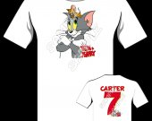 TOM AND JERRY Personalized T-Shirt - Style 4
