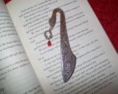 Vampire Bookmark