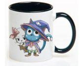 Fairy Tail Happy Ceramic Coffee Mug CUP 11oz