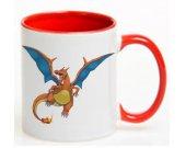 Pokemon Charizard Ceramic Coffee Mug CUP 11oz