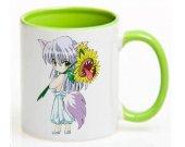 Yu Yu Hakusho KURAMA Ceramic Coffee Mug CUP 11oz
