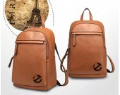 Ghostbusters Genuine Leather Backpack