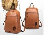 Sailor Saturn Genuine Leather Backpack