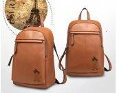 DRAGONBALL Goku Genuine Leather Backpack