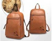 Final Fantasy Moogle Genuine Leather Backpack