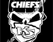 Decal Kansas City Chiefs