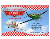 Disney Planes Birthday Invitations for you party - Printable