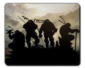 Teenage Mutant Ninja Turtle TMNT MOUSEPAD Mouse Mat Pad