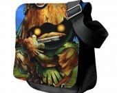Zelda Skull Kid Majora's Mask Messenger Shoulder Bag