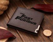 The Fast and the Furious Leather Wallet