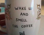 Decorated Statement Coffee Mug