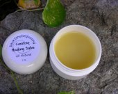 """All natural, Kettle crafted, COMFREY SALVE promotes """"Rapid Healing"""" 1 oz"""
