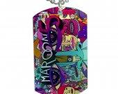 Maroon 5 Pendant Necklace