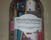 Ultimate Spa and Pampering Variety Gift Jar