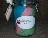 Fruity Snow Cone Sugar Scrub