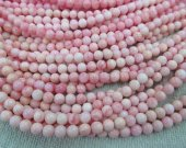 3strands 6 8 10 12mm high quality  ocean coral  round ball smooth  watermelon hot red pink mixed  gemstone jewelry beads