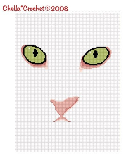 Free Crochet Pattern 70585AD Amigurumi Cat : Lion Brand Yarn Company