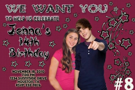 justin bieber birthday cards to print. Justin+ieber+irthday+