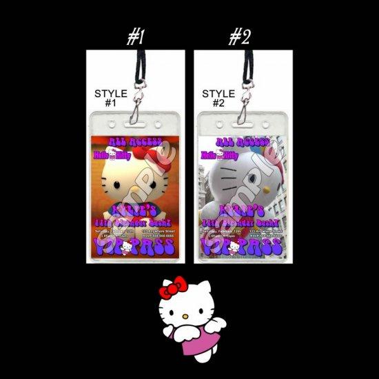 Hello Kitty Set of 12 Vip